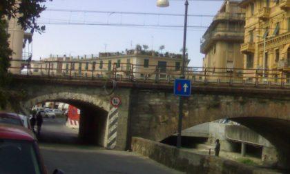 Rapallo, via Maggiocco resta chiusa sino a fine febbraio