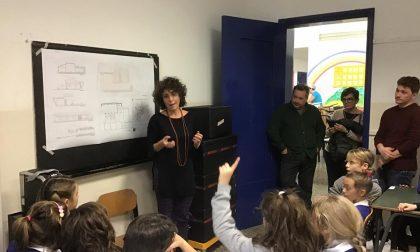 Sestri, presentato agli alunni di Santa Vittoria il progetto di ampliamento della scuola
