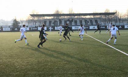 Il Sestri Levante a Vinovo contro la Juventus Primavera dell'ex corsaro Baldini