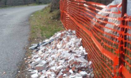 Sori, indagini in corso per rifiuti edili abbandonati