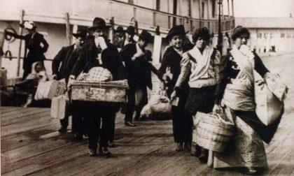Sul mare con i migranti