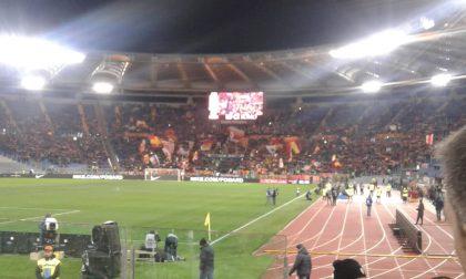 La Roma elimina l'Entella