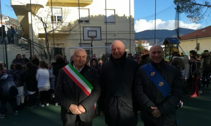 A Castiglione inaugurati il nuovo parcheggio e la riqualificazione delle aree ricreative