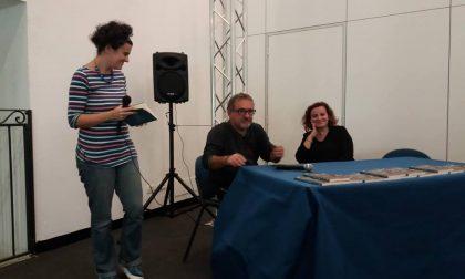 La voce del geco ai Venerdì letterari