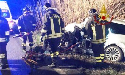 Muore in un incidente stradale Marco Grandi, ex consigliere comunale a Rapallo