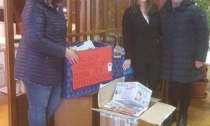 Il grande cuore del Levante ligure: raccolto materiale per gli sfollati di Genova