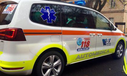 Sestri, volontario del soccorso ruba automedica e si dà alla fuga