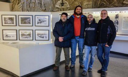 Gli scatti di quattro fotografi rapallesi al museo della Resistenza di Stazzema