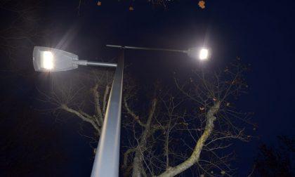 Risparmio energetico, a Lavagna nuovi punti luce a led