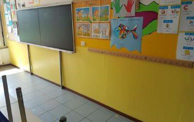 Una scuola materna statale a Carasco