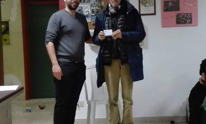 Mauro Mele Socio Benemerito della Banda di Rapallo