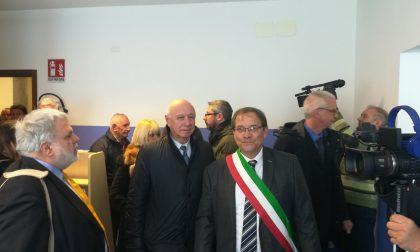 Inaugurata la nuova biblioteca di Avegno