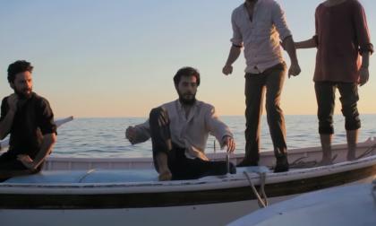 Olmo Martellacci, dalla Val Petronio al Festival di Sanremo con gli Ex-Otago