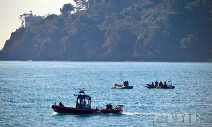 Ritrovato ordigno bellico al largo di Portofino