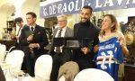 Rete d'argento, premiato a Sestri Fabio Quagliarella