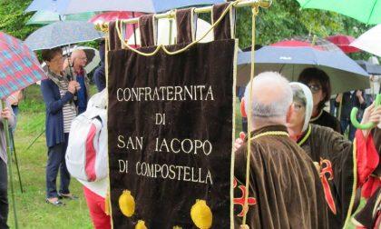 A Chiavari e San Salvatore l'incontro della Confraternita di San Jacopo di Compostella