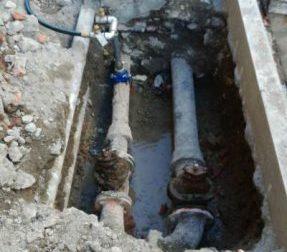 Interruzione acqua a Chiavari