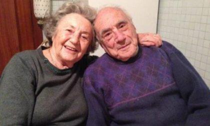 I 70 anni di matrimonio di Amelia e Lucio