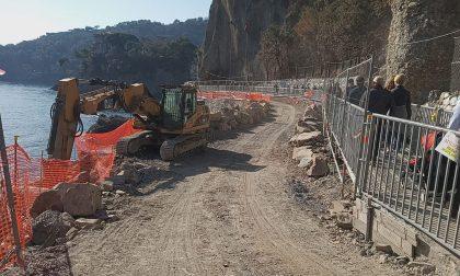 Atp, tutto pronto per la riapertura della strada di Portofino