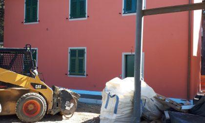 Sestri Levante: Casette Rosse, a primavera la fine dei lavori di riqualificazione