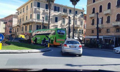 Traffico in tilt a Sestri