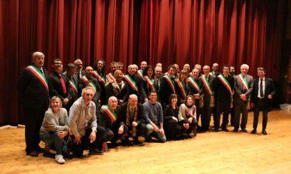 Lo spettacolo dei sindaci del Tigullio e Golfo Paradiso per la prima volta approda a Genova