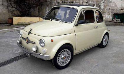 Pieve, arriva il raduno delle Fiat 500
