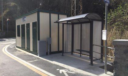 Questa mattina si inaugura un nuovo capolinea dei bus a Casarza