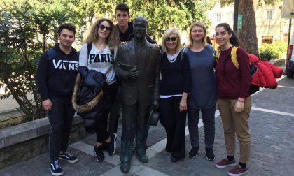 I ragazzi del Natta in Slovenia con l'Erasmus Plus