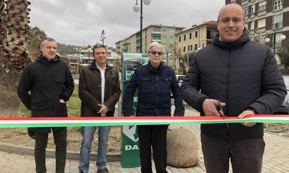 Chiavari: inaugurato un nuovo defibrillatore in via dei Velieri