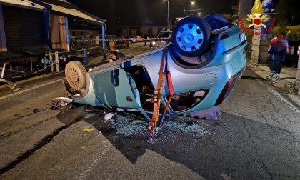 Incidente nella notte in Fontanabuona