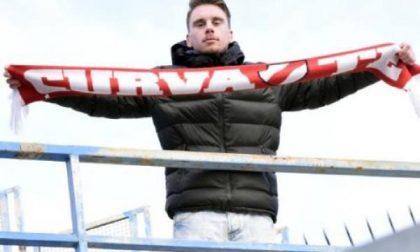 Simone Morandi, tifoso col Mantova nel cuore gira tutta l'Italia per sostenere la sua squadra