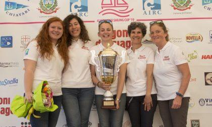 La Women's Sailing Cup per AIRC vince il grande cuore delle donne veliste contro il cancro