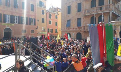 Vittime delle mafie, la manifestazione a Sestri Levante