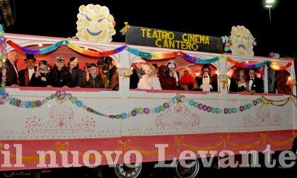 Carnevale di Chiavari, le foto del primo giorno