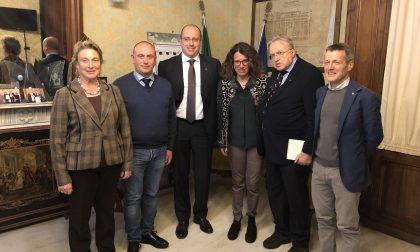 Chiavari, l'Assessore Regionale Ilaria Cavo incontra l'amministrazione Di Capua