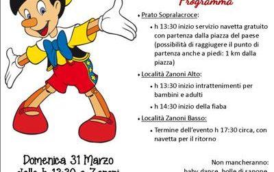 La fiaba itinerante di Pinocchio
