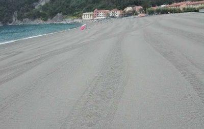 Pulizia spiagge a Sestri, la risposta di Mediaterraneo a Conti