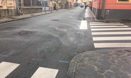 Al via i lavori per liberare i canali di Via Piacenza