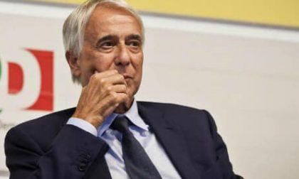 Giuliano Pisapia a Camogli