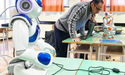L'Istituto Liceti di Rapallo vince le Olimpiadi di Robotica