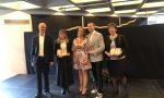 La città di Sestri Levante premiata a Odense dal governo della Danimarca