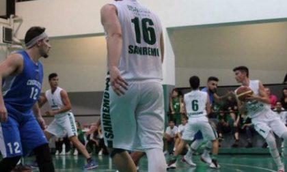 Basket, serie D, il Lavagna vince il match salvezza decisivo contro Sanremo