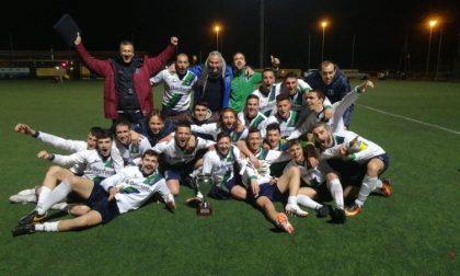 La Caperanese vince la Coppa Liguria di Prima Categoria