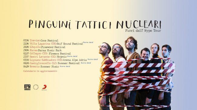 Mojotic, arrivano Zen Circus e Pinguini Tattici Nucleari