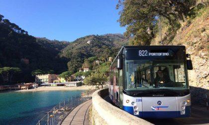 Portofino, nessun problema di resistenza per il peso degli autobus