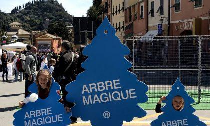 Arbre Magique grande protagonista della festa del Tigullio