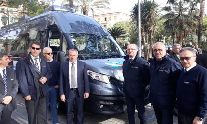 "Portofino-Santa: l'esordio del bus elettrico ""genovese"""