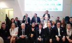 Recco: il presidente Giovanni Toti ha presentato il candidato Carlo Gandolfo e la sua squadra