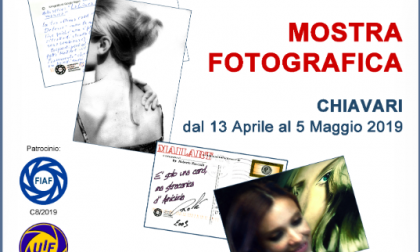 """Chiavari, alla Torre Civica apre la mostra """"Mail Art"""""""